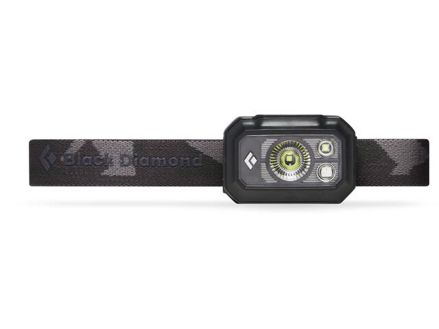 Black Diamond Storm 375 - Lampe frontale - gris/noir